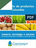 Portafolio 2015 Colombia