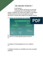 Guía de estudio historia I.docx