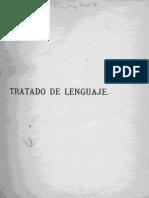 Tratado de Lenguaje