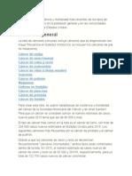Incidencia Cancer en Comunidades Latinas o Hispanas de Estados Unidos.