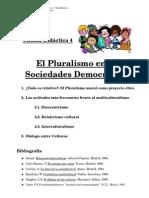 El Pluralismo en las Sociedades Democráticas