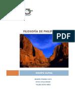 Filosofia de Philip Crosby