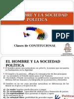 EL HOMBRE Y LA SOCIEDAD POLITICA - Lecci+_n 1