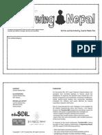 regrowing nepal workbook