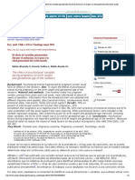 Revista médica de Chile - El efecto de variables psicosociales durante el embarazo, en el peso y la edad gestacional del recién nacido