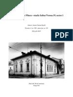 Casa Arhitect Ion Mincu