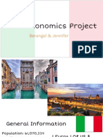 macroeconomics-- portriat of foreign country