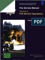 Fire Fighting Foam Manual