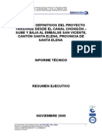 Informe Principal Cedege_30nov09