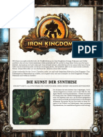 Iron Kingdoms Freebies - Alchemie