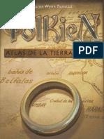Tolkien Atlas de La Tierra Med - Karen Wynn Fonsta