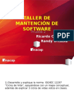 Mantenibilidad y Calidad Del Software
