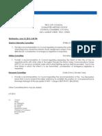 June 10 Committee Packet