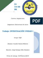 Estructuras de Acero Unidad II
