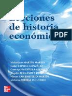 2006 Martín Et Al - Lecciones de Historia Económica