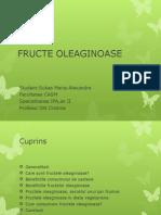 Fructe Oleaginoase