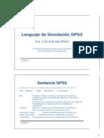 Introducción a GPSS