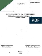Stavenhagen e Iturralde-Entre La Ley y La Costumbre