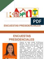 ENCUESTAS PRESIDENCIALES.pptx