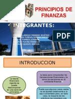 Principios Estrategicos en Finanzas..Expoo