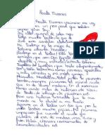 Rosita Tacones y la vida de un lápiz. PASTORA ARIAS NARANJO. (6º A)