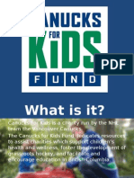 canucks for kids