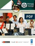 Boletín #4 _ Alianzas Para El Diálogo