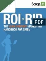 The Lean Content Marketing Handbook