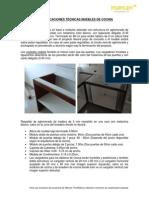 Arq.11 Muebles de Cocina