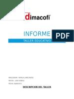 Informe Taller