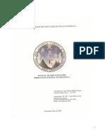 107. USAC (2006b). Manual de Organización Dirección General de Docencia