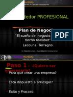 Plan de Negocios 10 Pasos y Resumen Ejecutivo