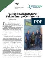Watt's#59 Yukon YES Conf