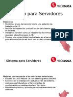Sistema para Servidores