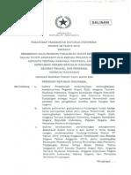 PP No 38 Tahun 2015 - Gaji 13 PNS-TNI/Polri.Pensiunan