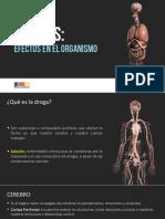 DROGAS-EFECTOS FISIOLOGICOS