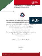 Sanchez Trujillo Maria Validacion Lectora