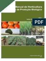 Manual Horticultura Produção Biologica
