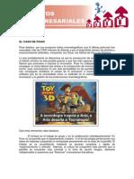 El Caso de Pixar