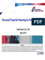 Personal Financial Planning for Investors PDF Slide