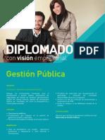 Diplomado en Gestion Publica