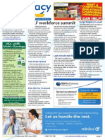 Pharmacy Daily for Wed 10 Jun 2015 - APLF workforce summit, Vax fears survey, Script forgery in court, Health & Beauty and much more.