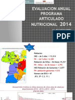 Diapositivas Ais Niño Red Chucuito