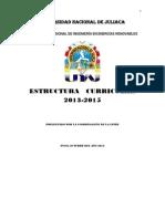 Plan de Estudios Ingenieria en Energias Renovables