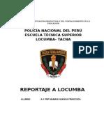Documental de Locumba