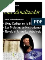 Revista Electrónica El Analizador, Codigos de la Biblia, Nostradamus y La Astrologia