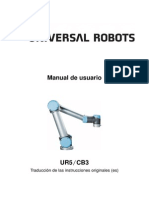 UR5 User Manual ES