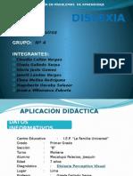 MAESTRIA EXPOSICION DISLEXIA 2013.pptx