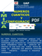 Teoria Atomica y Configuracion Electronica