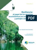 Resiliencia - El Papel de Los Servicios Ecosistémicos en Sociedades y Paisajes Cambiantes - Web